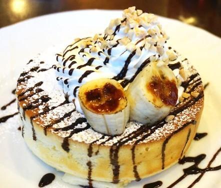 チョコバナナのスフレパンケーキ.jpg