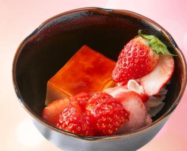 苺のプリンアラモード.png