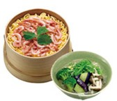 駿河湾産桜えびのせいろご飯と野菜のみぞれあんかけ定食.jpg